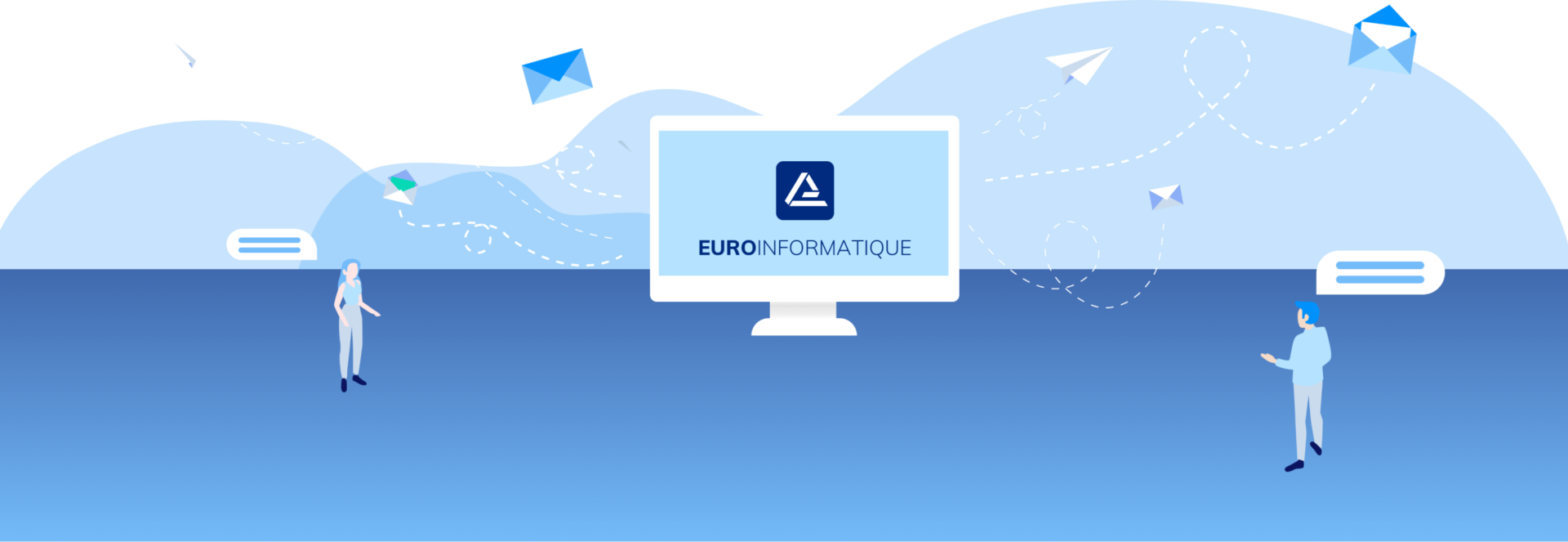Illustration page contact Euro Informatique