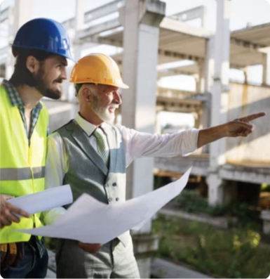 Deux Experts en bâtiment